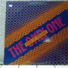 Discos de vinilo: THE ONLY ONE . Lote 148899110