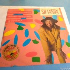 Discos de vinilo: DISCO SHANNON. Lote 148902190