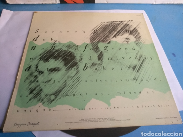 Discos de vinilo: Disco Pop goes my love ,freeez - Foto 3 - 148903308