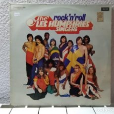 Discos de vinilo: THE LES HUMPHRIES SINGERS . Lote 148907590