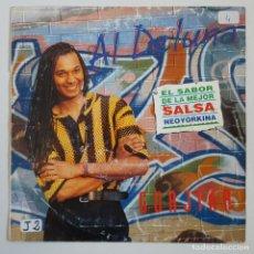 Discos de vinilo: SINGLE / AL DELUNA / GUAJIRA / 1993 / PROMO. Lote 148908594