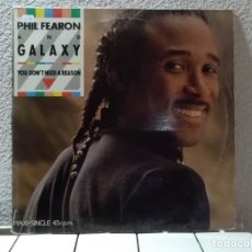 Discos de vinilo: PHIL FEARON AND GALAXY . Lote 148918874