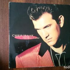 Disques de vinyle: CHRIS ISAAK-WICKED GAME.LP. Lote 148920886