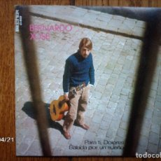 Discos de vinilo: BERNARDO XOSE - PARA TI, DOLORES + BALADA POR UN SUEÑO . Lote 148923410