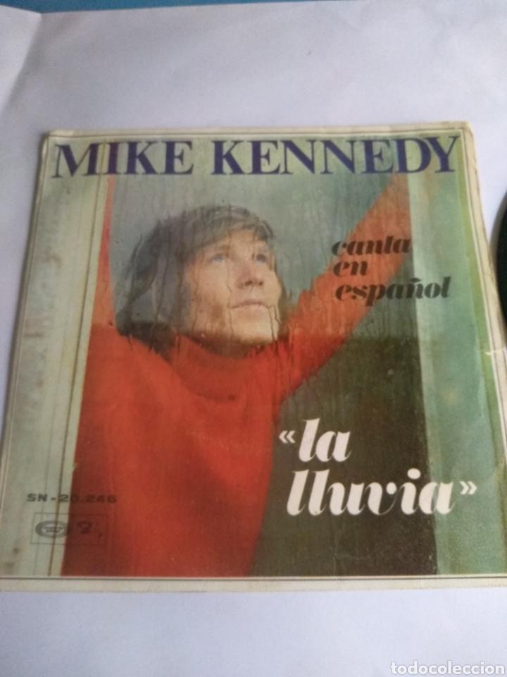 DISCO PEQUEÑO MIKE KENNEDY ,CANTA EN ESPAÑOL (Música - Discos - Singles Vinilo - Cantautores Extranjeros)