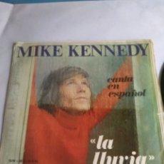 Discos de vinilo: DISCO PEQUEÑO MIKE KENNEDY ,CANTA EN ESPAÑOL. Lote 148931705