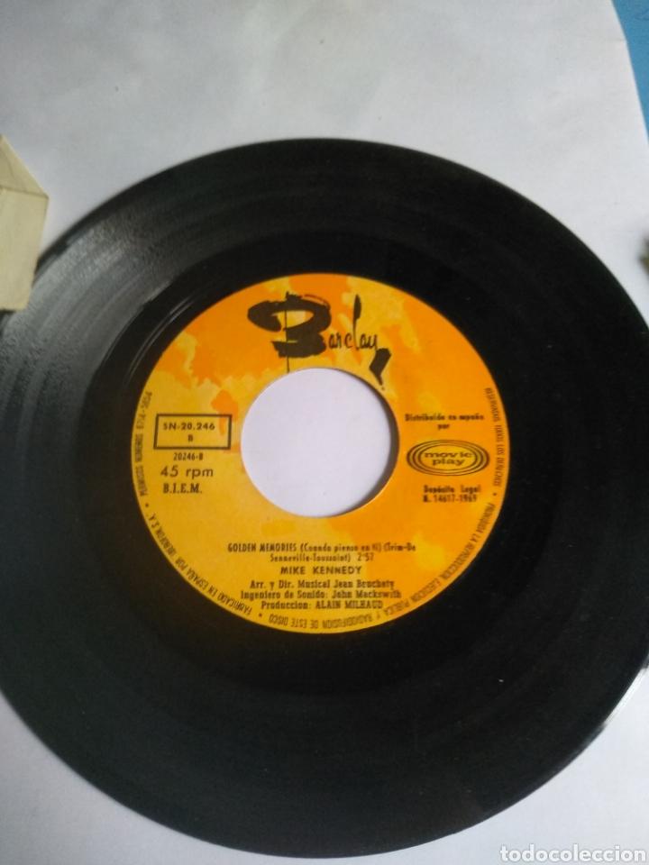 Discos de vinilo: Disco pequeño Mike Kennedy ,canta en español - Foto 4 - 148931705