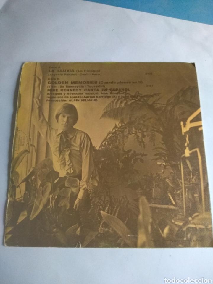 Discos de vinilo: Disco pequeño Mike Kennedy ,canta en español - Foto 5 - 148931705