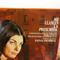 Discos de vinilo: BJS.DISCO DE VINILO.LP.ME LLAMAN LA PRESUMIDA.COLUMBIA,. Lote 148936622
