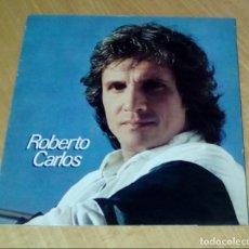 Discos de vinilo: ROBERTO CARLOS - ROBERTO CARLOS (LP 1980, GATEFOLD, CBS 84865). Lote 148937266