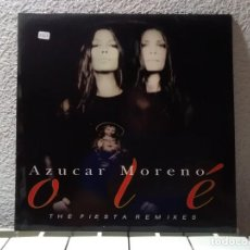 Discos de vinilo: AZÚCAR MORENO . Lote 149220766