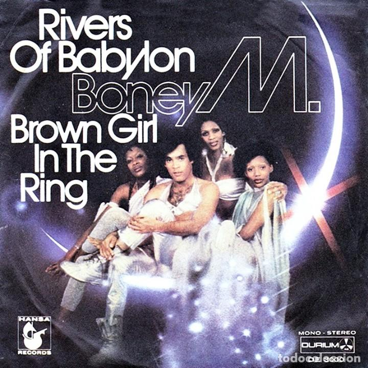 BONEY M. ‎– RIVERS OF BABILON (Música - Discos - Singles Vinilo - Funk, Soul y Black Music)