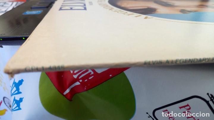 Discos de vinilo: ELVIS PRESLEY - A LEGENDARY PERFORMER VOLUME 4 - LP - CPL1-4848 - USA 1983 - Foto 12 - 148963938