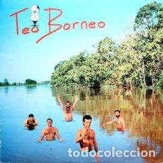Discos de vinilo: TEO BORNEO – HOSPITALET / DIAS TRISTES. Lote 148964970