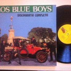 Discos de vinilo: LOS BLUE BOYS - DISCOGRAFIA COMPLETA - LP 1991 - COCODRILO. Lote 148966482