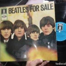 Discos de vinilo: LP ALEMÁN THE BEATLES FOR SALE VG+. Lote 148969998
