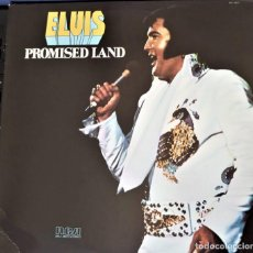 Discos de vinilo: ELVIS PRESLEY - PROMISED LAND - LP - AFL1-0873 RCA VICTOR - USA. Lote 148970622