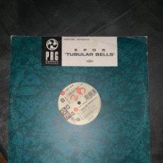 Discos de vinilo: TUBULAR BELLS - EPOS. Lote 149002376