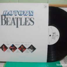 Discos de vinilo: VARIOS - MOTOWN SING THE BEATLES LP UK 1991 PEPETO TOP. Lote 149002602