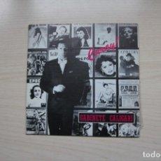 Discos de vinilo: GABINETE CALIGARI - CARAY / TANGO - 1985 - 3 CIPRESES. Lote 149007118