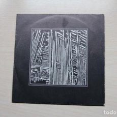 Discos de vinilo: LOS INICIADOS - EL CANTOR DE JAZZ - EP - DRO 1982 MINIMAL SYNTH. Lote 149007670