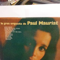 Discos de vinilo: BJS.DISCO DE VINILO.LP.LA GRAN ORQUESTA DE PAUL MAURIAT.PHILIPS.. Lote 149040610
