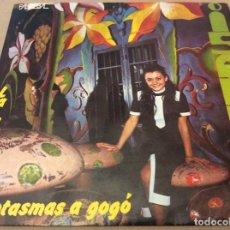 Discos de vinilo: ISABEL. FANTASMAS A GOGO / LA RUEDA. PALOBAL 1970. Lote 149052254
