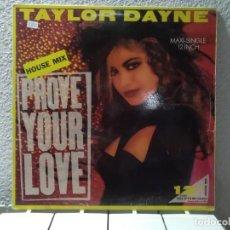 Discos de vinilo: TAYLOR DAYNE . Lote 149060990