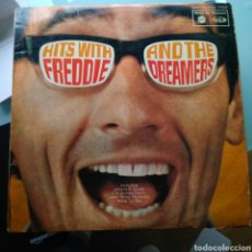 Discos de vinilo: FREDDIE & THE DREAMERS – HITS WITH FREDDIE AND THE DREAMERS. Lote 149087058