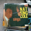 Discos de vinilo: NAT KING COLE – NAT KING COLE SINGS FOR YOU. Lote 149088234