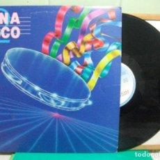 Discos de vinilo: TUNA DISCO LP 1985 NON STOP . Lote 149120846