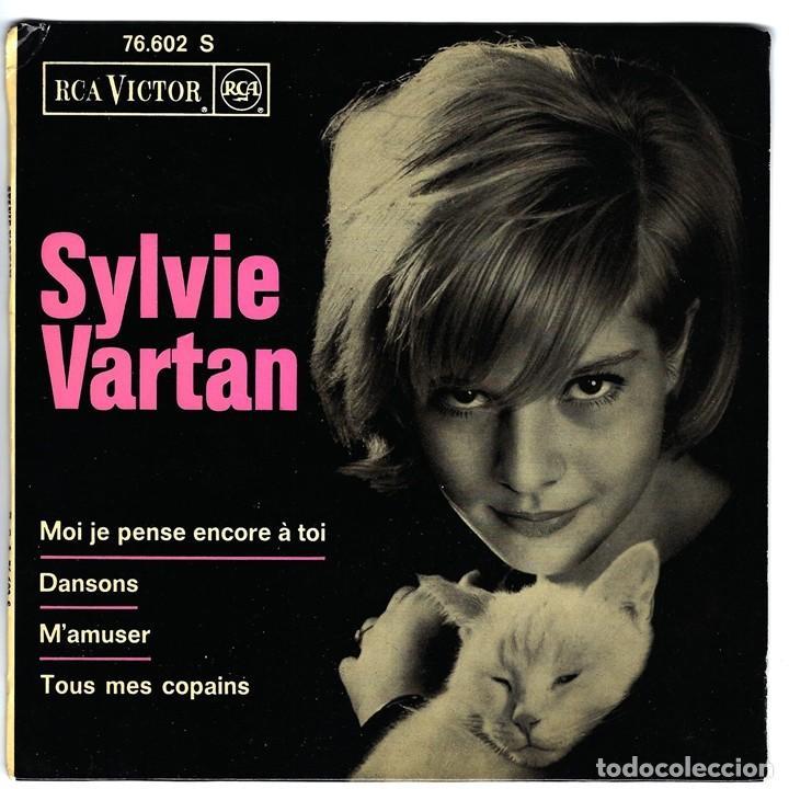 Sylvie Vartan Moi Je Pense Encore A Toi 3 Vendido En
