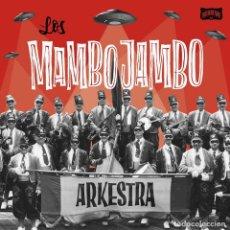 Discos de vinilo: LP LOS MAMBO JAMBO ARKESTRA VINILO. Lote 207192550