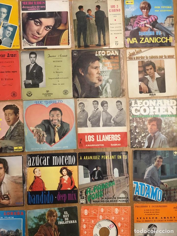 Discos de vinilo: MUSICA • CONJUNTO DE 34 DISCOS SINGLES • SINGLE - Foto 3 - 149210990