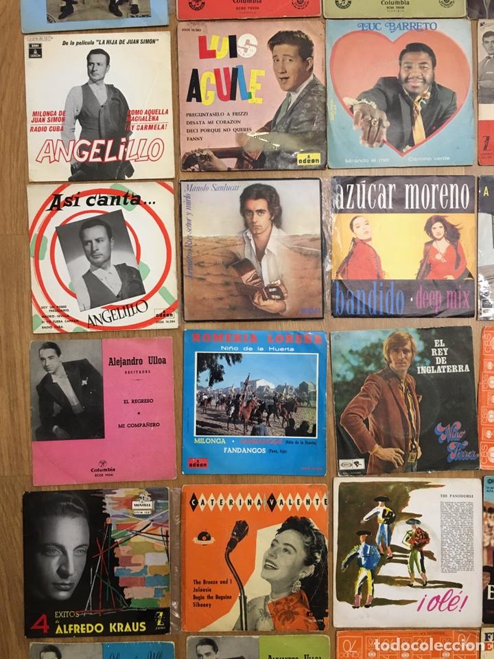 Discos de vinilo: MUSICA • CONJUNTO DE 34 DISCOS SINGLES • SINGLE - Foto 4 - 149210990