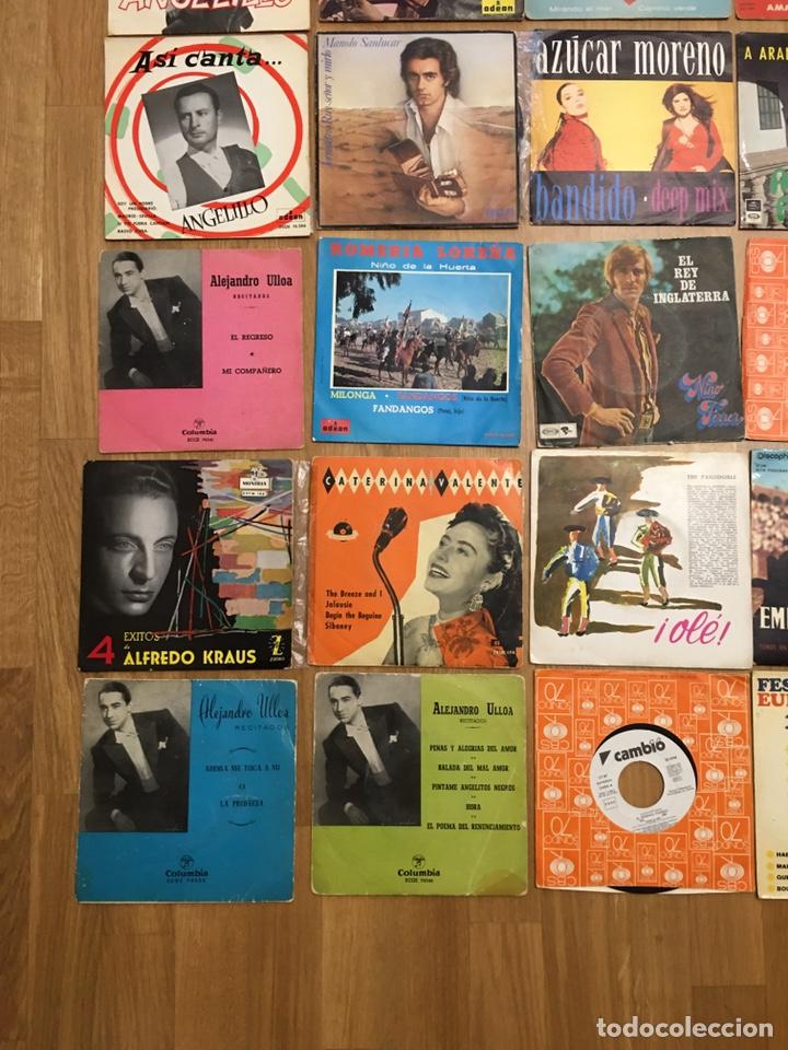 Discos de vinilo: MUSICA • CONJUNTO DE 34 DISCOS SINGLES • SINGLE - Foto 6 - 149210990