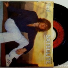 Discos de vinilo: TED - SATELLITE / BACK IN THE BUSINESS - SINGLE 1979 - POLYDOR. Lote 149215522