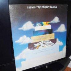 Discos de vinilo: THE MOODY BLUES ---DOBLE L.P. CON 26 CANCIONES. Lote 149221854