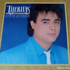 Discos de vinilo: TIJERITAS - SUEÑO CON LAS ESTRELLAS (LP 1986, EPIC EPC 26918). Lote 149222730