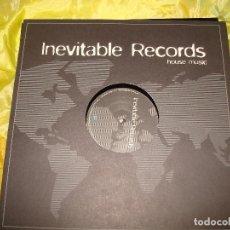Discos de vinilo: PSYCHOMACHINES. BUSHIDO E.P. INEVITABLE RECORDS, 2003. MAXI-SINGLE. IMPECABLE (#). Lote 149229270