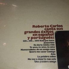 Discos de vinilo: ROBERTO CARLOS EXITOS ESPAÑOL Y PORTUGUES CBS S 64475. Lote 149236492