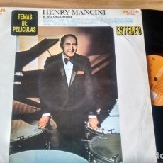Dischi in vinile: L P ( VINILO) DE HENRY MANCINI AÑOS 70. Lote 149237666