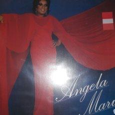 Discos de vinilo: AGELA MARIA GRABADO JAPON OPA. Lote 149238626