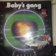 Discos de vinilo: BABY.S GANG AMERICA MAXI MAX 167. Lote 149239469