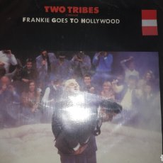 Discos de vinilo: MAXI TWO TRIBES FRAKIE GOES TO HOLLYWOOD. Lote 149239786