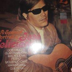Discos de vinilo: JOSE FELECIANO LP. Lote 149242428