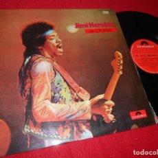 Discos de vinilo: JIMI HENDRIX ISLE OF WIGHT LP 1971 POLYDOR 2310151 EDICION ESPAÑOLA SPAIN ORIGINAL. Lote 149248566