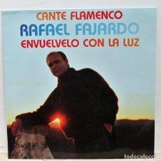 Discos de vinilo: DISCO DE VINILO DE FLAMENCO PURO - RAFAEL FAJARDO. Lote 149263514