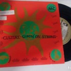 Discos de vinilo: SINGLE (VINILO) DE REBEL MC AÑOS 90. Lote 149276566
