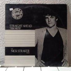 Discos de vinilo: THE NICK STRAKER BAND . Lote 149291886
